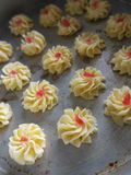 Traditional cookie. Raya traditional cookie Royalty Free Stock Photo