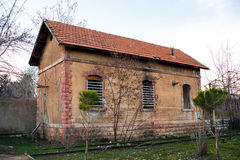Rayak Historic Train Station Stock Images