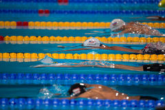 Rayan Lochte (USA) Royalty Free Stock Photos
