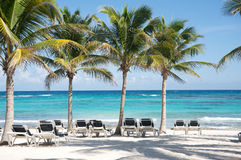 Rayan Riviera beach Royalty Free Stock Photos