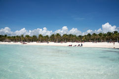 Rayan Riviera beach Royalty Free Stock Photography