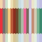 Rayas abstractas. Fotos de archivo libres de regalías
