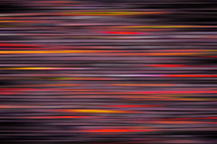 Rayas abstractas de la velocidad Imagen de archivo libre de regalías