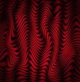 Rayas abstractas del color textura colorida 3D Imagenes de archivo