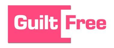 Rayas abstractas rosadas libres de la culpabilidad ilustración del vector