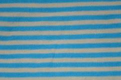 Rayas azules y grises Imagen de archivo libre de regalías