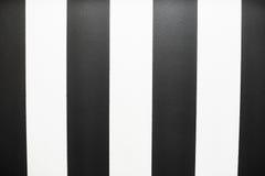 Rayas blancas negras del fondo Imagenes de archivo