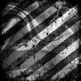 Rayas blancos y negros fotografía de archivo