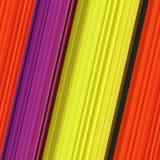 Rayas coloridas stock de ilustración