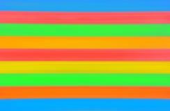 Rayas coloridas Imagenes de archivo