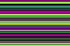 Rayas coloridas Foto de archivo