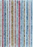 Rayas de la pintura de la acuarela Imagen de archivo
