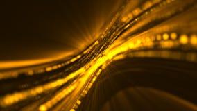 Rayas 3 de la tecnología Fotos de archivo libres de regalías
