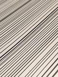 Rayas de las texturas Fotografía de archivo