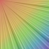 Rayas del arco iris Imagen de archivo