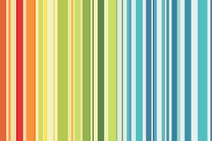Rayas del arco iris Imágenes de archivo libres de regalías