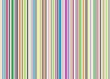 Rayas del color Fotos de archivo libres de regalías