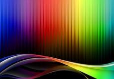 Rayas del color. Fotografía de archivo libre de regalías