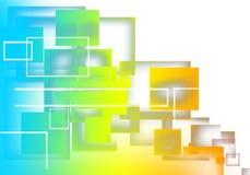 Rayas del color. Fotos de archivo libres de regalías