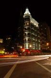 Rayas del tráfico, San Francisco foto de archivo libre de regalías