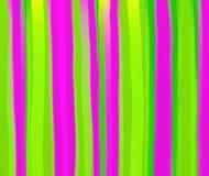 Rayas del Watercolour Fotografía de archivo
