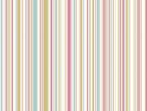 Rayas en colores pastel de la vendimia Imagen de archivo