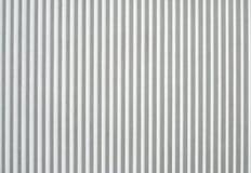 Rayas grises verticales Foto de archivo