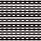 Rayas lineares gráficas con los puntos stock de ilustración