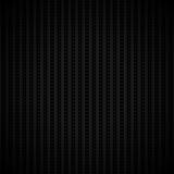 Rayas lineares gráficas con los puntos ilustración del vector