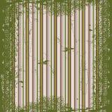 Rayas metálicas de Grunge ilustración del vector