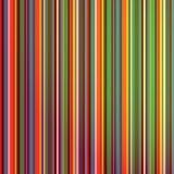 Rayas multicoloras Fotografía de archivo libre de regalías