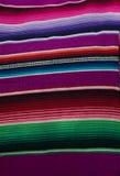 Rayas multicoloras Fotografía de archivo