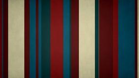 Rayas multicoloras Paperlike 37 colores oscuros de //4k 60fps grunge-como el lazo video del fondo libre illustration