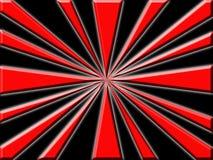 Rayas rojas Fotografía de archivo libre de regalías