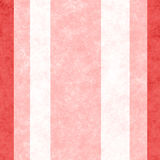 Rayas rojas del grunge Foto de archivo libre de regalías