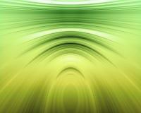 Rayas verdes Imagenes de archivo