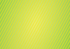 Rayas verdes Fotografía de archivo libre de regalías