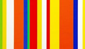 Rayas verticales de colores Foto de archivo libre de regalías