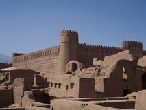 Rayen adobe citadel castle Stock Images