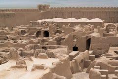 Rayen Castle arg-ε Rayen σε περσικό, Ιράν Στοκ Εικόνες