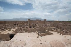 Rayen Castle arg-ε Rayen σε περσικό, Ιράν Στοκ Φωτογραφία