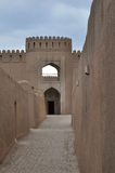 Rayen castle Royalty Free Stock Photo
