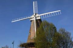 Rayleigh väderkvarn i Essex Arkivbild