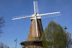 Rayleigh väderkvarn i Essex Arkivfoton