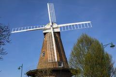 Rayleigh wiatraczek w Essex Obraz Stock