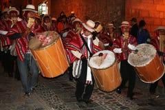 Raymi di Inti Fotografie Stock