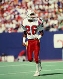 Raymond Clayborn, New England Patriots Photos libres de droits