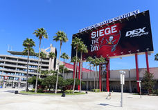 Raymond James Stadium Photos libres de droits