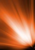 Rayo de la luz Fotos de archivo