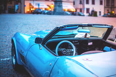 Rayo de picadura de Chevrolet Corvette imagen de archivo